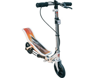 Space Scooter X580 white