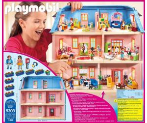 Playmobil Maison traditionnelle (8) au meilleur prix  Janvier