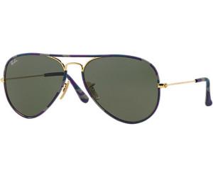 Rayban Metal Gold Für Herren, Damen Größe Unica - 3025