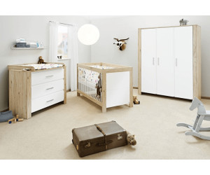 pinolino kinderzimmer candeo 3 teilig breit gro ab preisvergleich bei. Black Bedroom Furniture Sets. Home Design Ideas