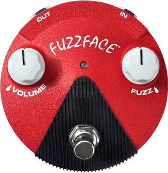 Image of Jim Dunlop Band of Gypsys Fuzz Face Mini