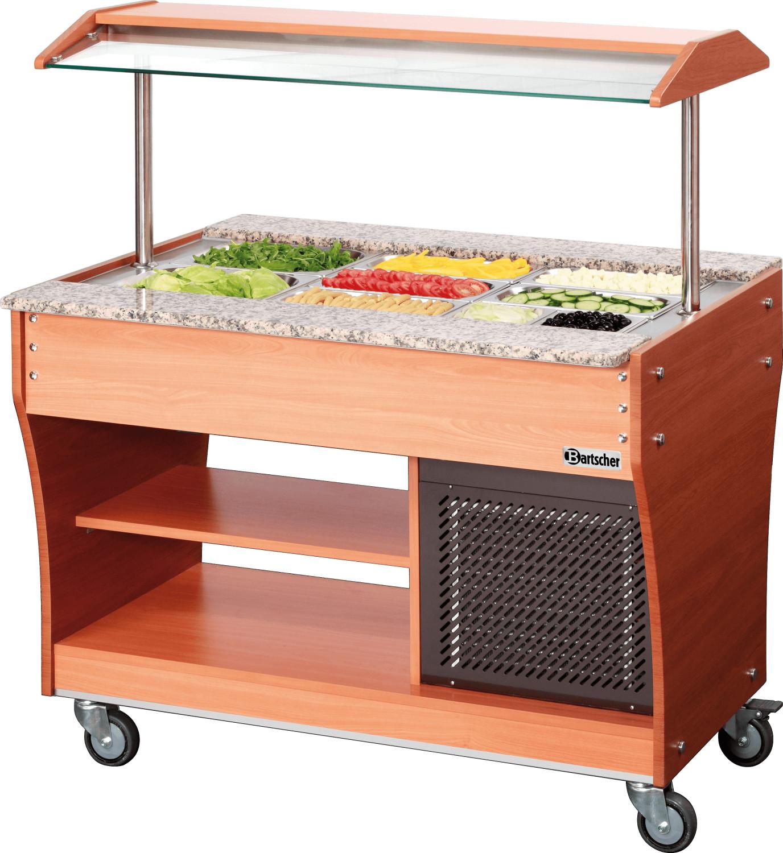 Bartscher Gastro Buffet T Salatbar GN 3x 1/1