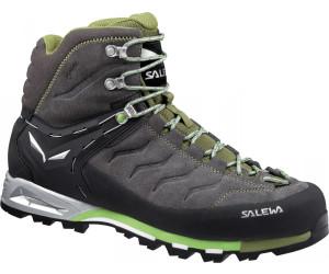 ba2be6d9f8b Buy Salewa MTN Trainer GTX Mid Men pewter/emerald from £109.53 ...