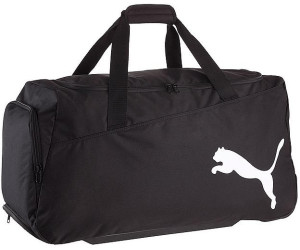 Puma Pro Training Medium Wheel Bag black black white (72935) ab 37 ... d4caa0e325195