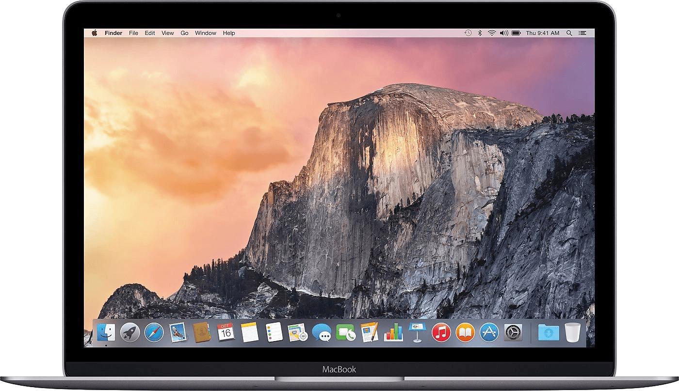 """Apple MacBook 12"""" 2015"""