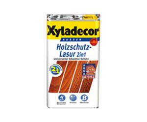 Bevorzugt Xyladecor Holzschutzlasur 2in1 5 l Ebenholz ab 41,77 FJ33