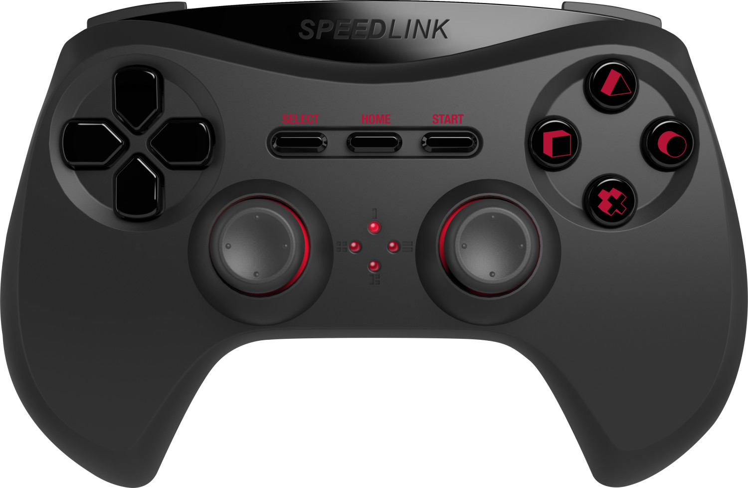 Image of Speedlink PS3 Strike NX Gamepad wireless