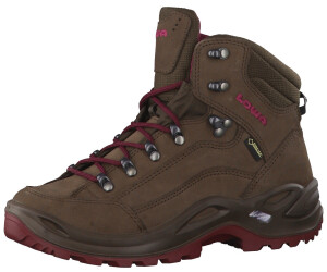 Lowa Schuhe Renegade GTX LO Women - graphit/jade - UK 4,5 - Gr.37,5