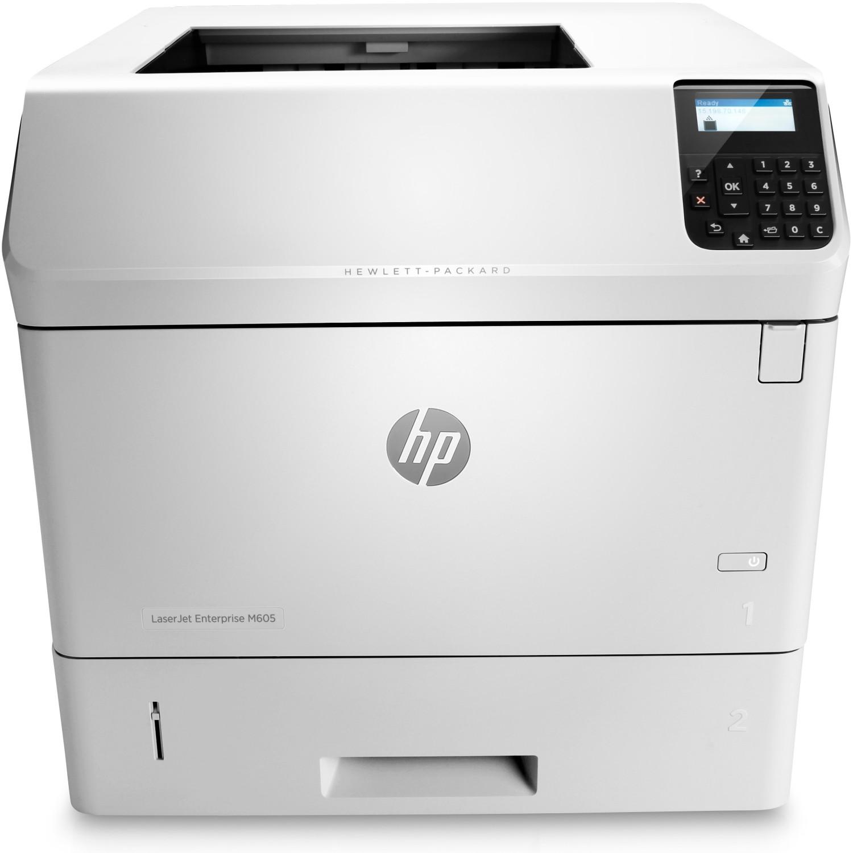 Hewlett-Packard HP LaserJet Enterprise M605dn (...