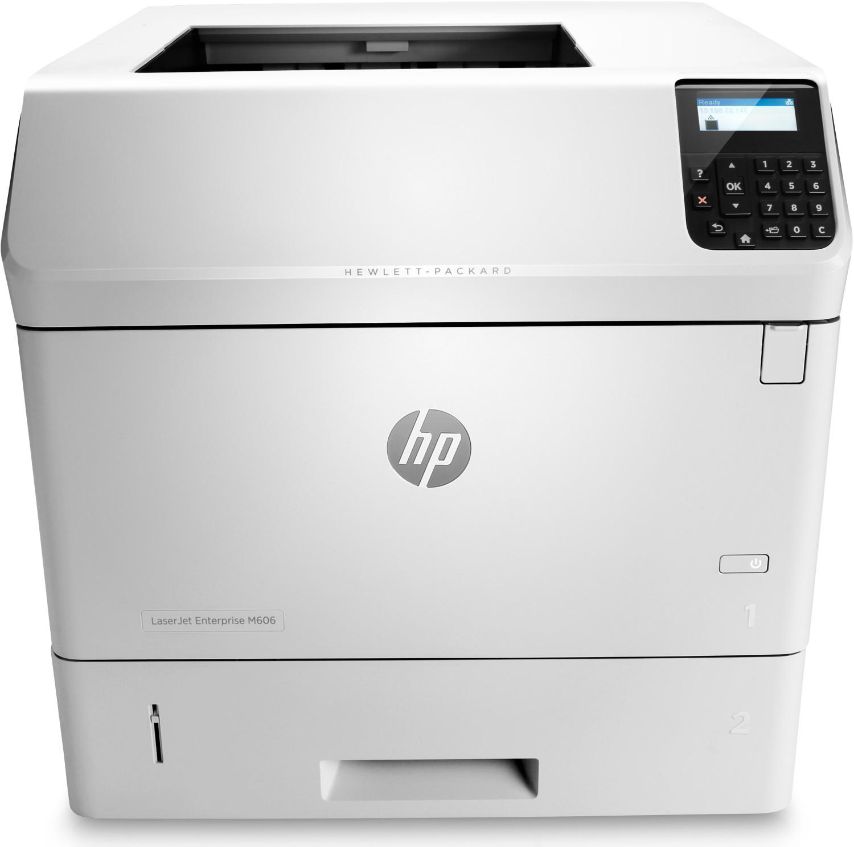 Hewlett-Packard HP LaserJet Enterprise M606dn (...