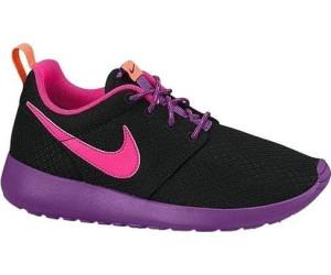 sale retailer 60dec a60b0 Nike Roshe One GS. black purple