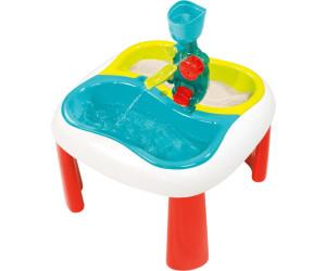smoby table sable et eau au meilleur prix sur. Black Bedroom Furniture Sets. Home Design Ideas