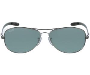 Silver Gunmetalblue Ray Tech Polar Rb8301 Mirror Ban 004k6shiny 35jARL4q