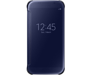 coque samsung s6 clear view