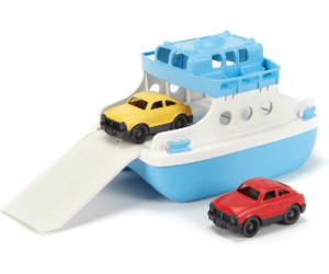 Green Toys Ferry Boat with Cars Playset