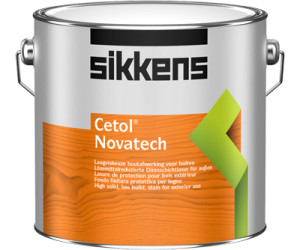 Sikkens Cetol Novatech 2,5 l Eiche dunkel