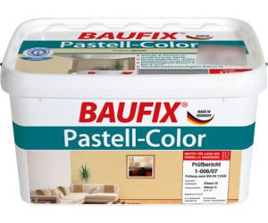 baufix pastell color 5 l cremewei ab 14 99 preisvergleich bei. Black Bedroom Furniture Sets. Home Design Ideas