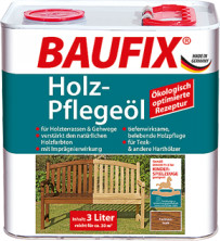 Baufix Holz-Pflegeöl 3 l Teak