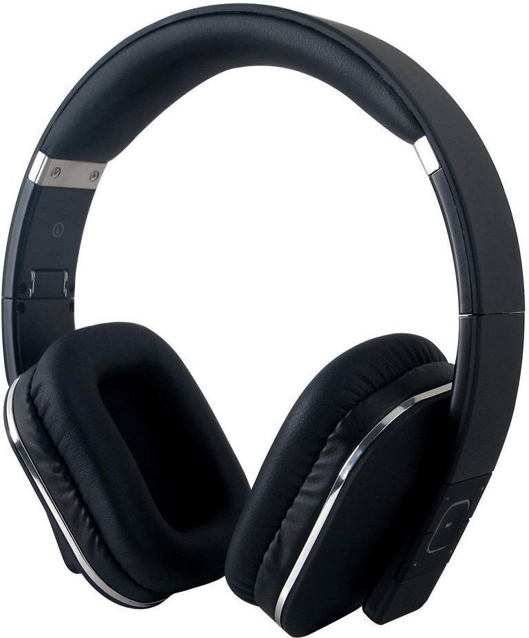 Image of August EP650 Bluetooth Headphones (Black)
