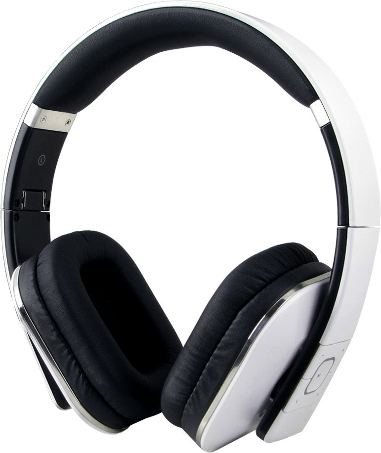 Image of August EP650 Bluetooth Headphones (White)