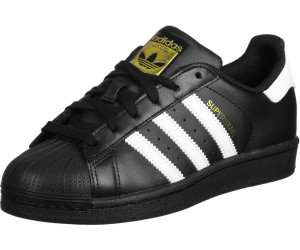 aeb676d5dbd Buy Adidas Superstar Foundation core black white from £49.99 – Best ...