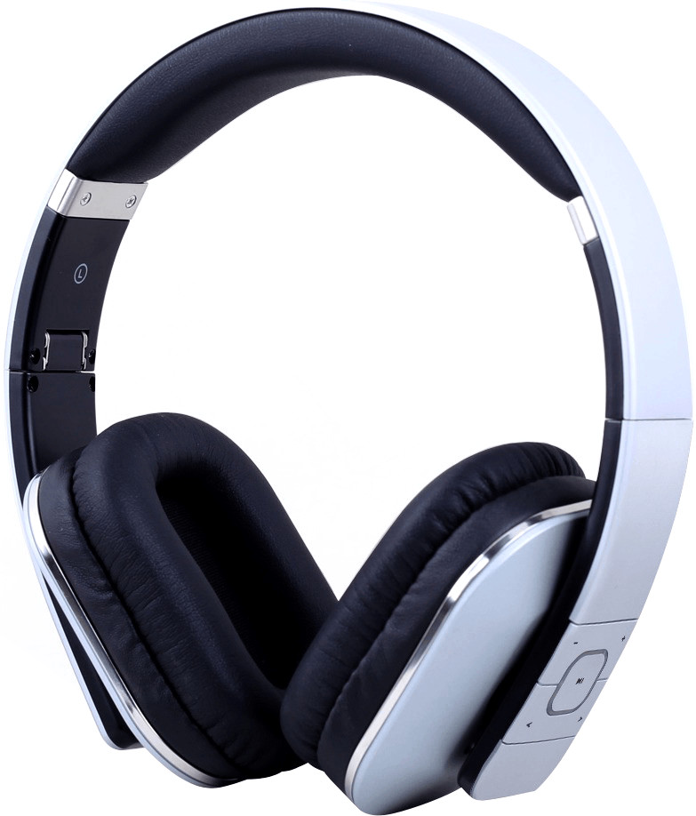 Image of August EP650 Bluetooth Headphones (Silver)