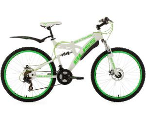 KS Cycling | Jugendfahrrad Mountainbike Fully 24 Bliss