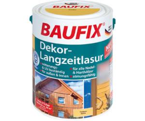 Baufix Dekor-Langzeitlasur 5 l Nussbaum