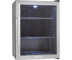 Kühlschrank Minibar Getränkekühlschrank Silber A Edelstahl Glastür 80l : Klarstein beersafe xl ab 229 99 u20ac preisvergleich bei idealo.de