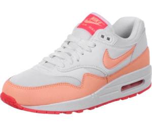 Women's Nike Air Max 1 Essential WhiteHot LavaSunset Glow