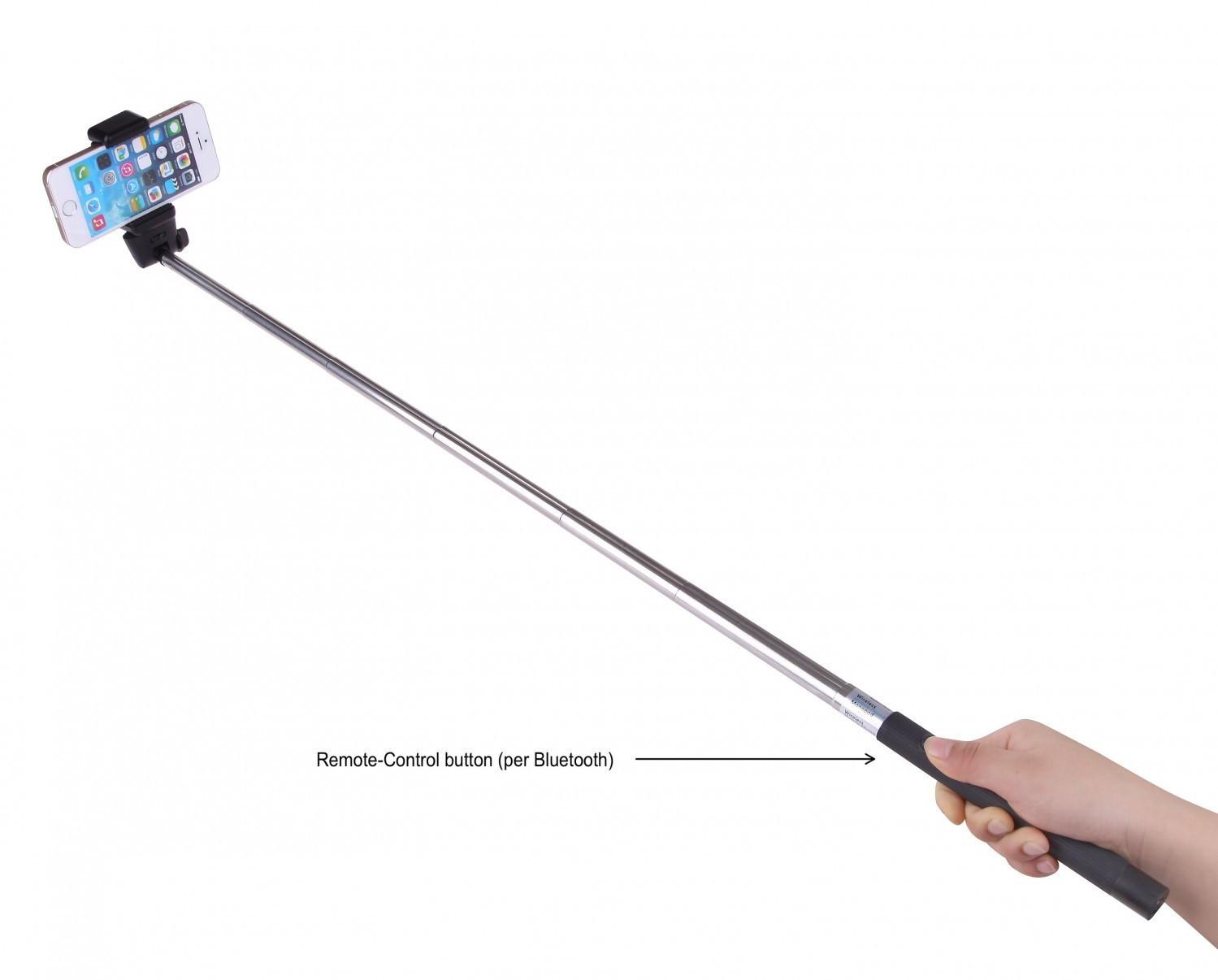 Vorschaubild von Essentialz Selfie-Stick Monopod