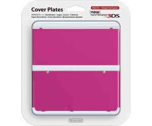 Nintendo New 3DS Zierblenden pink