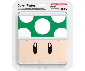 Nintendo New 3DS Zierblenden - 1 Up Pilz