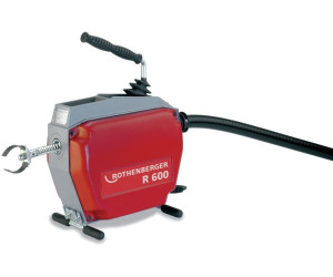 ROTHENBERGER Gerader Bohrer 16K D=16mm zu R600 Reinigungsmaschine