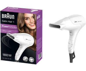 Braun Satin Hair 1 PowerPerfection HD 180 a € 18,99 (oggi