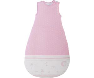 Roba Babyschlafsack Schlafsack 70cm Glücksengel grau