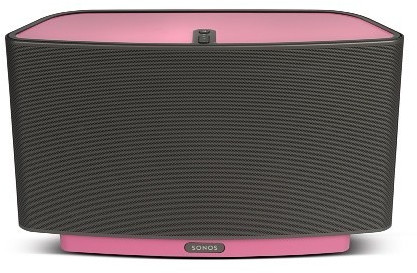 Image of Flexson ColourPlay Skin for Sonos Play:5 pink