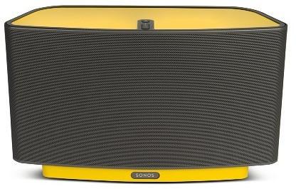 Image of Flexson ColourPlay Skin for Sonos Play:5 yellow