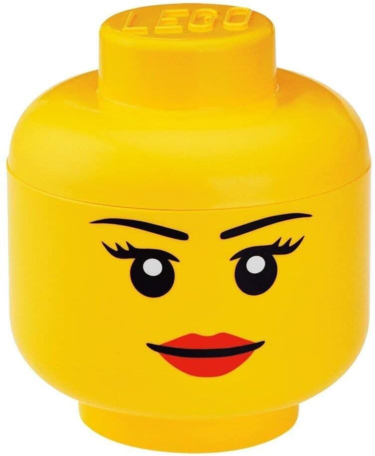 LEGO Tête de rangement au meilleur prix sur idealo.fr