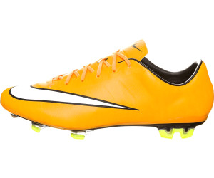 ee3e314e737 Buy Nike Mercurial Veloce II FG laser orange black volt white from ...