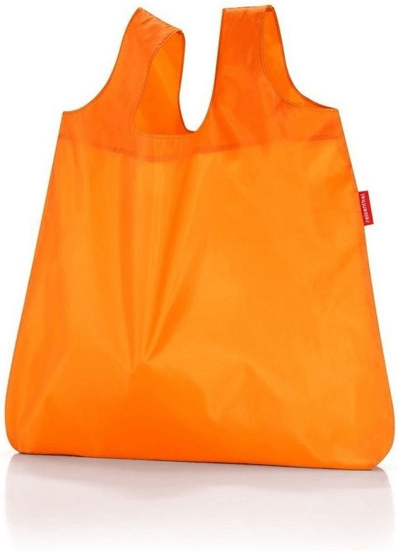 Reisenthel Mini Maxi Shopper Pocket pumpkin
