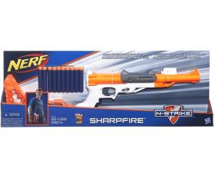 fc14788ac6fc Nerf N-Strike Elite SharpFire au meilleur prix sur idealo.fr