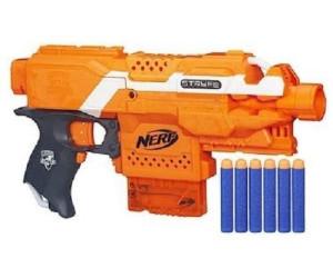 Nerf Gun Zombie Strike ZED Squad Longshot CS-12 Blaster Outdoor Kids Boys  Toys | Kids boys, Darts and Squad