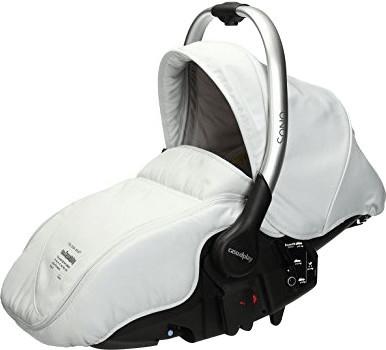 Casualplay Baby 0+ - Portabebés, color blanco