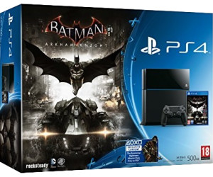 Sony PlayStation 4 (PS4) 500GB + Batman: Arkham Knight