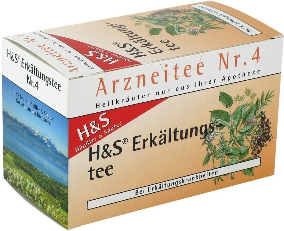 H&S Erkältungstee Nr. 4 (20 Stk.)