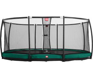 berg trampolin inground grand champion 515 x 380 cm mit sicherheitsnetz ab. Black Bedroom Furniture Sets. Home Design Ideas