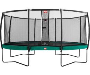berg trampolin grand champion 515 x 380 cm mit sicherheitsnetz deluxe ab. Black Bedroom Furniture Sets. Home Design Ideas
