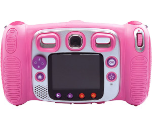 buy vtech kidizoom duo pink from compare prices. Black Bedroom Furniture Sets. Home Design Ideas