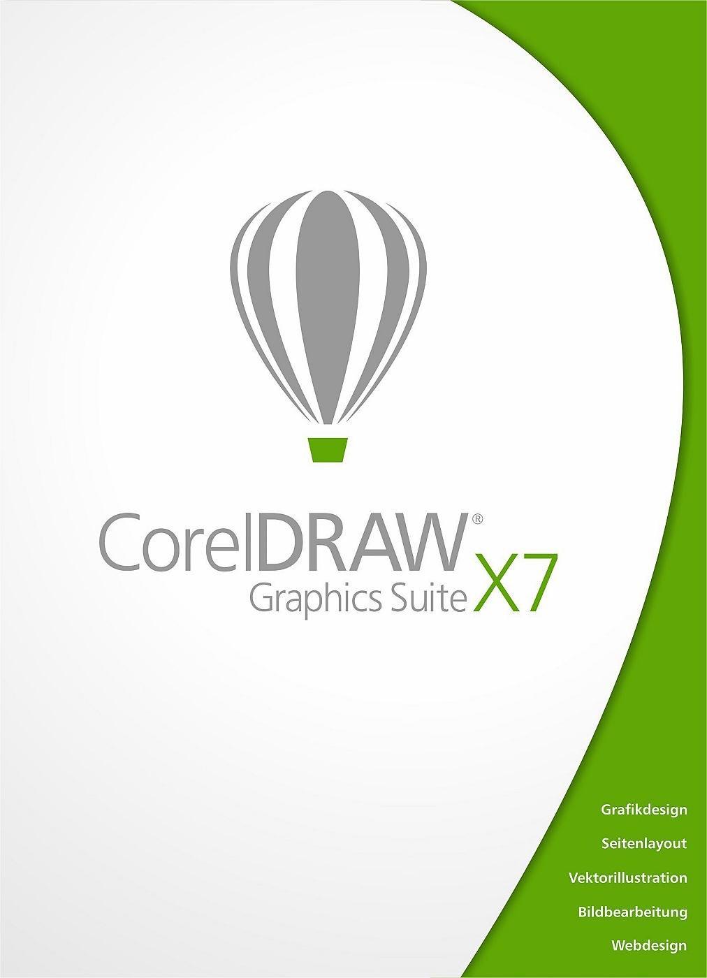 Corel Draw Graphics Suite X7 (DE) (Box)